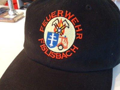 Cap Feuerwehr Fislisbach
