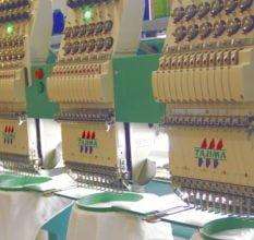 Lohnstickerei bei Tonsai