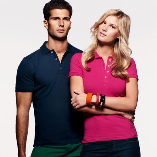 Polo-Shirts Herren und Damen