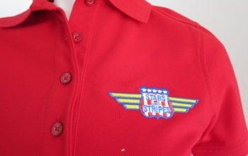 Für diese aktive Restaurant-Gruppe sticken wir sämtliche Berufsbekleidung.