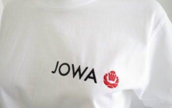 T-Shirts gestickt für einen perfekten Auftritt.